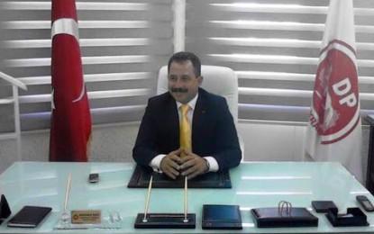 Demokrat Parti Muratpaşa 29 Ekim Açıklaması