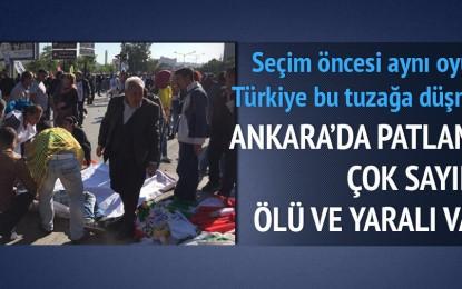 """ÇAVUŞOĞLU, """"SALDIRININ ASIL HEDEFİ TÜRKİYE'NİN İSTİKRARI"""""""