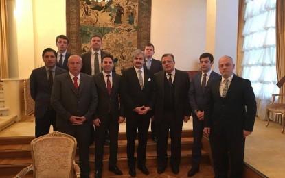 Abhazya, Rusya ile Türkiye arasında barış köprüsü olacak