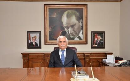 Vali Orhan Alimoğlu'nun 10 Ocak Çalışan Gazeteciler Günü Mesajı