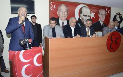 MHP'DE OPERASYONA İZİN VERMEYİZ