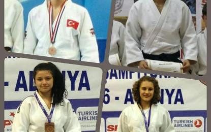 Süleymanpaşalı dört judocu milli takıma seçildi