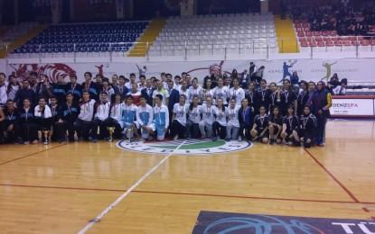 Toros Yağmur Lisesi Basketbolda Antalya İkincisi
