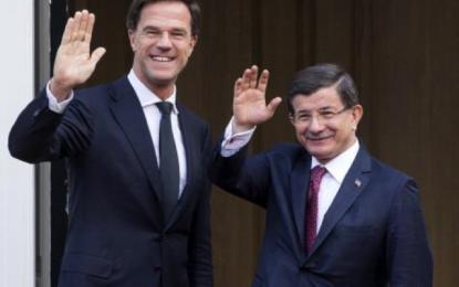 İlhan KARAÇAY izletti ve yazdı: Başbakan Davutoğlu'nun, A'dan Z'ye Hollanda ziyareti