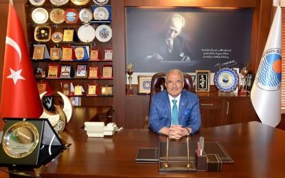 Başkan Kocamaz;14 Mart Tıp Bayramı'nı Kutladı