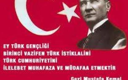Ey Türk Gençliği; Dikkatli Ol !!!