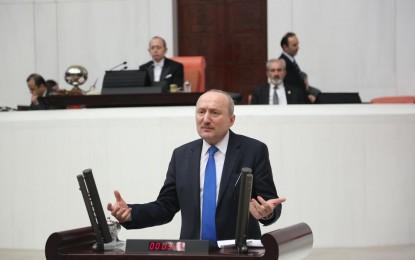 MHP'li Koçdemir'den 'görev' çıkışı  'Cumhurbaşkanlığı makamı 'yok' hükmündedir!'