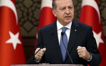 Cumhurbaşkanı Erdoğan; Çukur Siyasetiyle Netice Alacağını Sananlar Hüsrana Uğramıştır