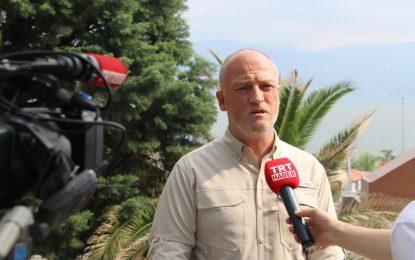 Ruhi Karaalp, Osman Gazi Köprüsünü'nün açılışına saatler kala TRT'ye açıklamalarda bulundu