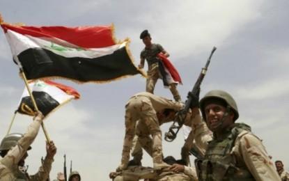 Irak Ordusu, üç köyü daha DAEŞ'ten kurtardı