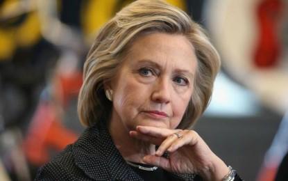 Clinton, FBI'a ifade verdi