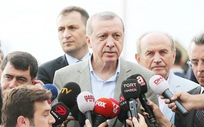Cumhurbaşkanı Erdoğan: Canlı Bomba 12-14 Yaşlarında