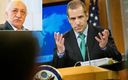 ABD Dışişleri Bakanlığı: Türkiye Gülen'in İadesini Resmen İstedi