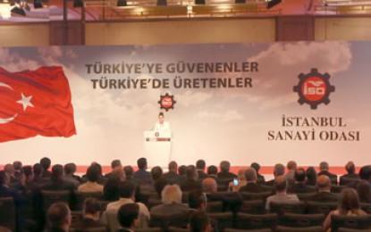 """Başbakan Binali Yıldırım İSO'dan Türkiye'ye Seslendi: """"Ekonomimiz de Demokrasimiz de Sapasağlam Ayaktadır"""""""