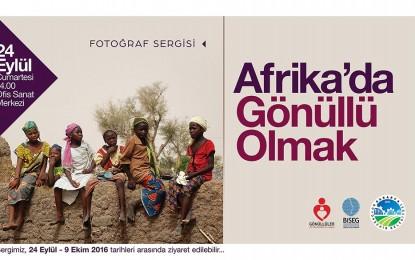 Fotoğraflarla Afrika Bu Sergide