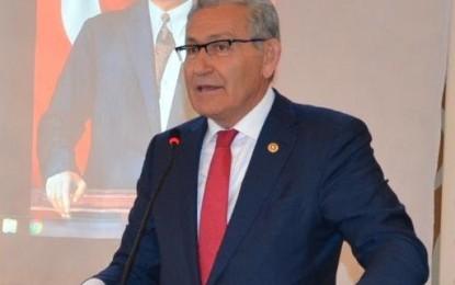 """CHP Denizli Milletvekili Kazım Arslan:  """"ANAYASA DEĞİŞİKLİĞİYLE TAM BAĞIMLI YARGI OLUŞUYOR"""
