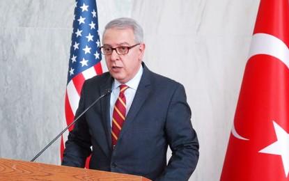 Büyükelçi Serdar Kılıç'ın 29 Ekim Cumhuriyet Bayramı Mesajı