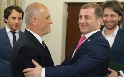 Abhazya'dan Türkiye'ye 15 Temmuz desteği