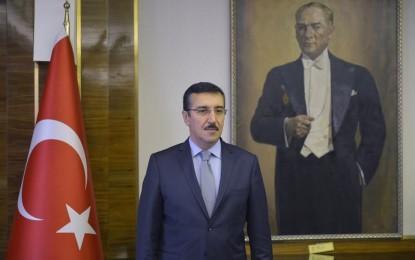 Bakanı Bülent Tüfenkci'nin  29 Ekim Cumhuriyet Bayramı Mesajı Yayımladı