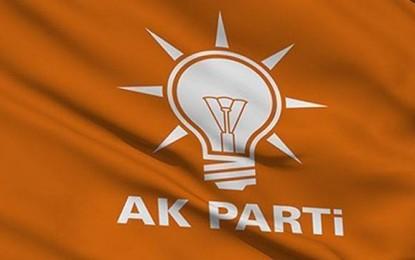 AK Parti'li Önal istifa etti