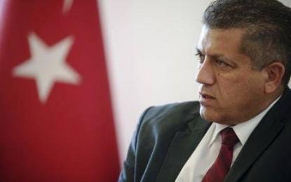 Gazimağusa Belediye Başkanı İsmail Arter'in 15 Kasım Cumhuriyet Bayramı ile ilgili mesaj yayınladı