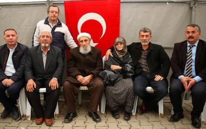 """Şehit babası Asım Safitürk: """"Allah'ın izni böyleymiş"""""""