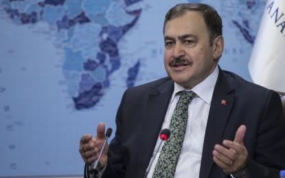 Bakan Eroğlu: Sistem başkanlık, adı cumhurbaşkanlığı; baharda neticelenir