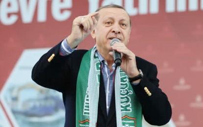 Erdoğan: Yeni Bir Kurtuluş Savaşı Veriyoruz!