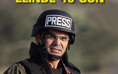 """Gazeteci Bünyamin Aygün'ün """"IŞİD'in Elinde 40 Gün"""" adlı kitabı, İtalyan yayınevi Edizioni Clandestine tarafından İtalyanca yayımlandı"""