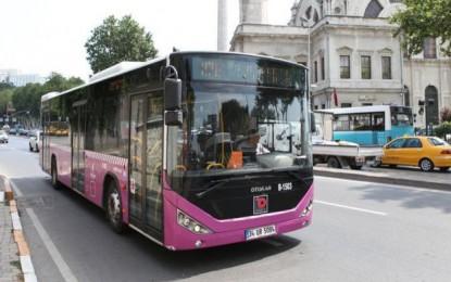İETT otobüsü kullanan kadınlar dikkat!