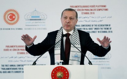 Filistin Davasını Sahiplenmek Tüm Müslümanların Müşterek Vazifesidir