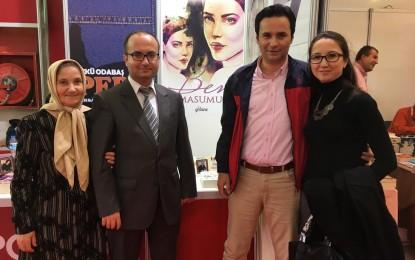 Ramis Çınar Tüyap İstanbul Kitap Fuarı'nda