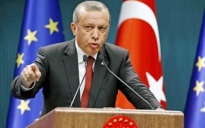 Erdoğan'ın Resti Avrupa'yı Titretti