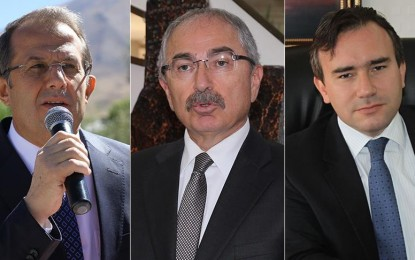 Van, Mardin ve Siirt belediyelerinde görevlendirme