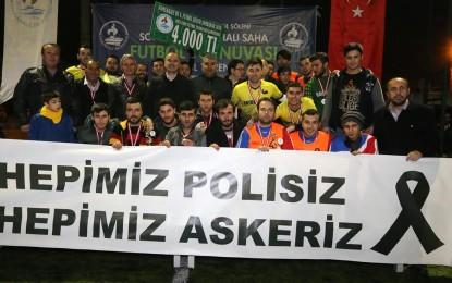 Şampiyon Pamukkale FC Oldu, Kupa Sonrası Pankart Herkesi Duygulandırdı