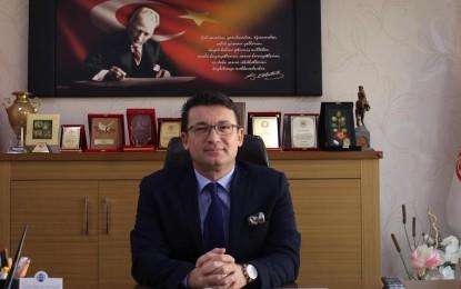 """Antalya Eczacı Odası Yönetim Kurulu Başkanı Ecz. Tolgar Akkuş; """"10 Ocak Çalışan Gazeteciler Günü"""" nedeniyle bir kutlama mesajı yayınladı"""