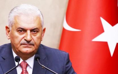 Başbakan Yıldırım; Erbil'de Neçirvan Barzani ve Mesud Barzani ile kapsamlı görüşmeler yaptık