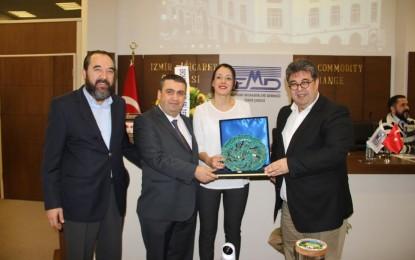 İzmirli Ekonomi Muhabirlerinin yeni başkanı Murat Demircan