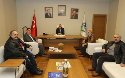 Başkan Toçoğlu; Ülkemizin geleceğini oylayacağız