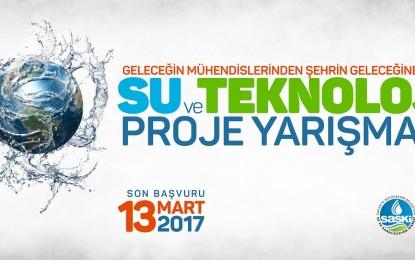 Proje yarışmasında son başvuru 13 Mart