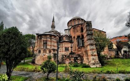 KONSTANTİNAPOL'DEN İSTANBUL'A KARİYE MÜZESİ