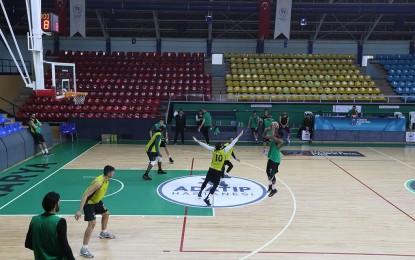 Astra Group Büyükşehir Basket, Petkimspor maçı hazırlıklarını sürdürüyor