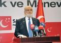Temel Karamollaoğlu'ndan erken seçim sorusuna dikkat çeken cevap