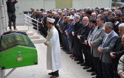 Karabük Belediye Başkanı Rafet Vergili'nin Makam Şoförü Feti Sert'in Anne Acısı