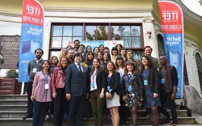 İstanbul Tanpınar Edebiyat Festivali'nin Açılışı Romen Kültür Merkezi'nde Gerçekleşti!