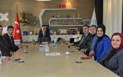 Bosna Hersek Nilüfer'i örnek alıyor