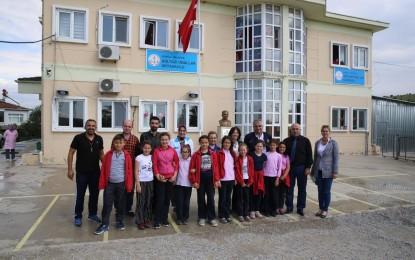 Nilüfer Belediyesi'nden eğitime tam destek