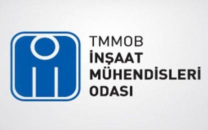 İMO İzmir Şubesi'nden İşçi Sağlığı ve Güvenliği Haftası değerlendirmesi