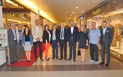 4. KalDer Bursa Uluslararası Karikatür Yarışması bitti, sergi devam ediyor
