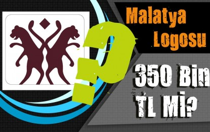 Malatya'nın Yeni Logosu Diye Tanıtılan Simge Akılları Karıştırdı!